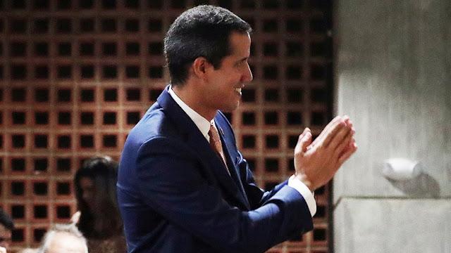 Tribunal Supremo de Venezuela solicita a la Asamblea Nacional Constituyente allanar inmunidad parlamentaria a Guaidó