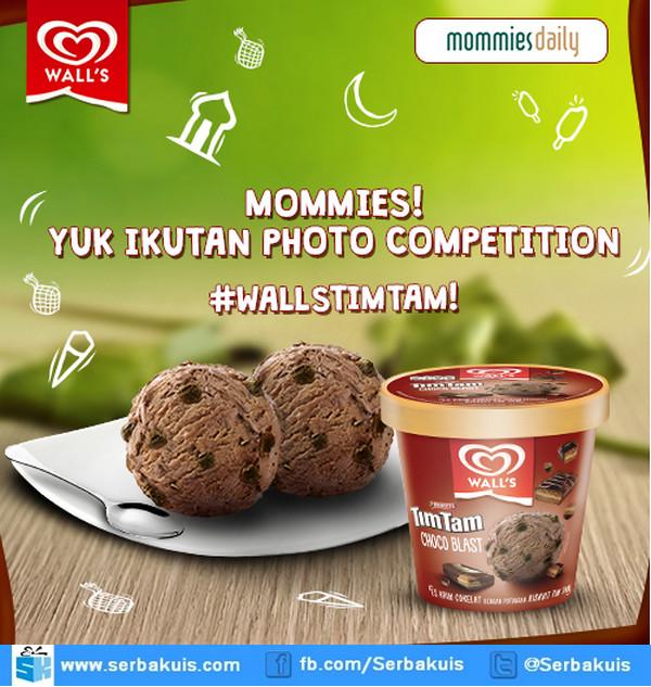 Kontes Foto Walls TimTam Berhadiah Voucher Carrefour Lebih dari 2 Juta