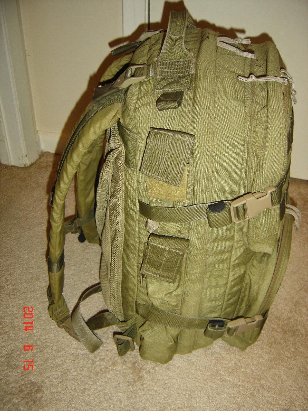 Webbingbabel Lbt 1562a Backpack Medical Tactical Field