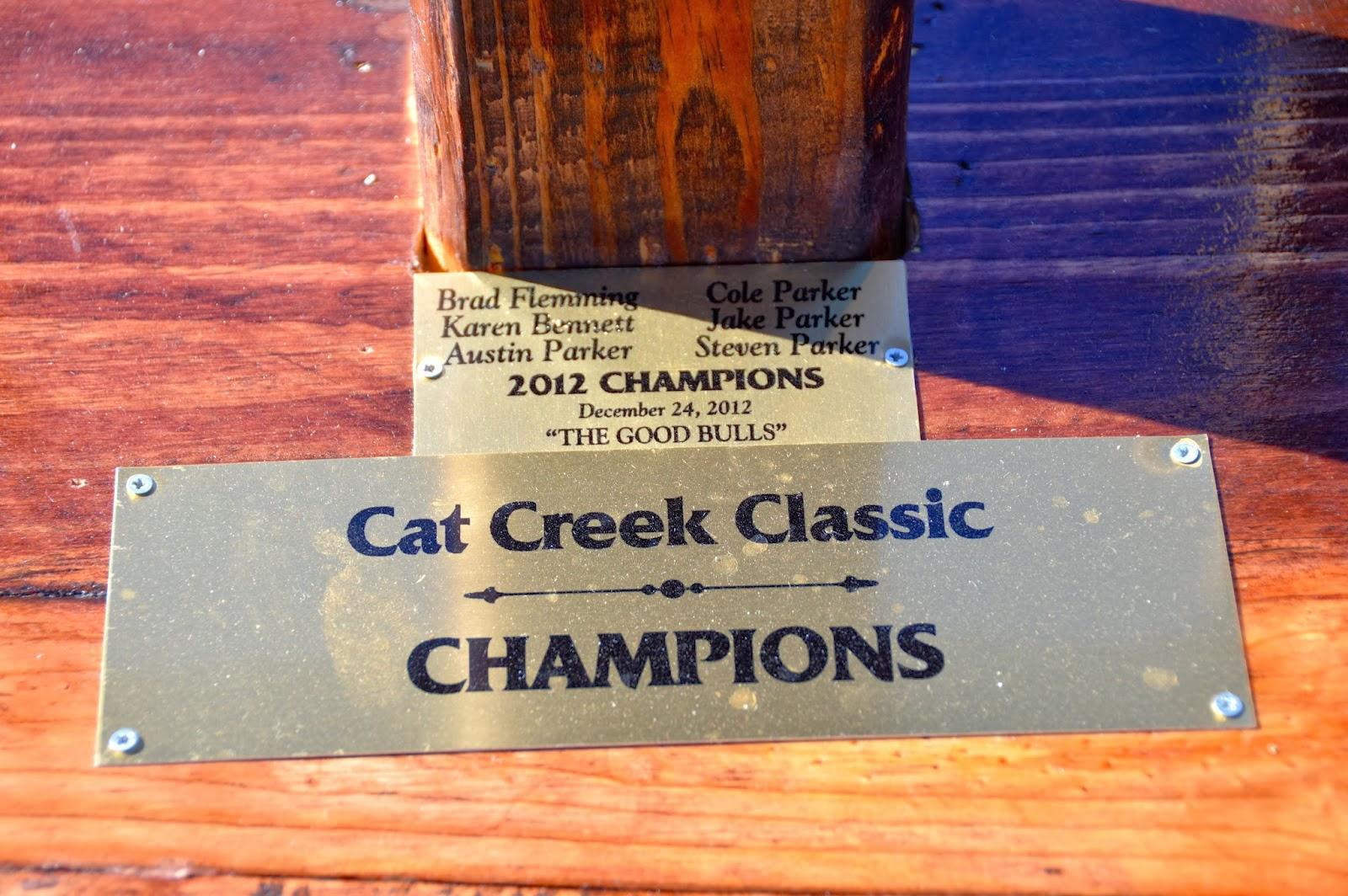 Cat Creek Classic – 2013