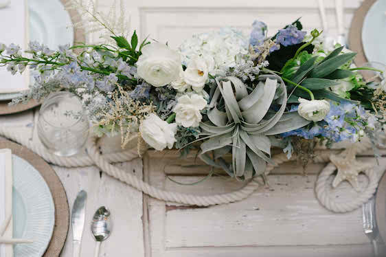 Coastal Chic Wedding Inspiration With The American