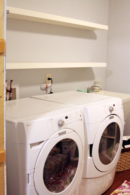 Relatively IHeart Organizing: Laundry Land: Part 2 BU73