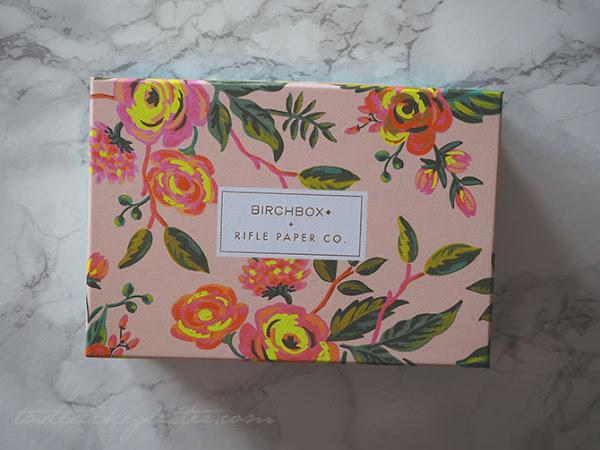 Birchbox - Blooming Marvellous.