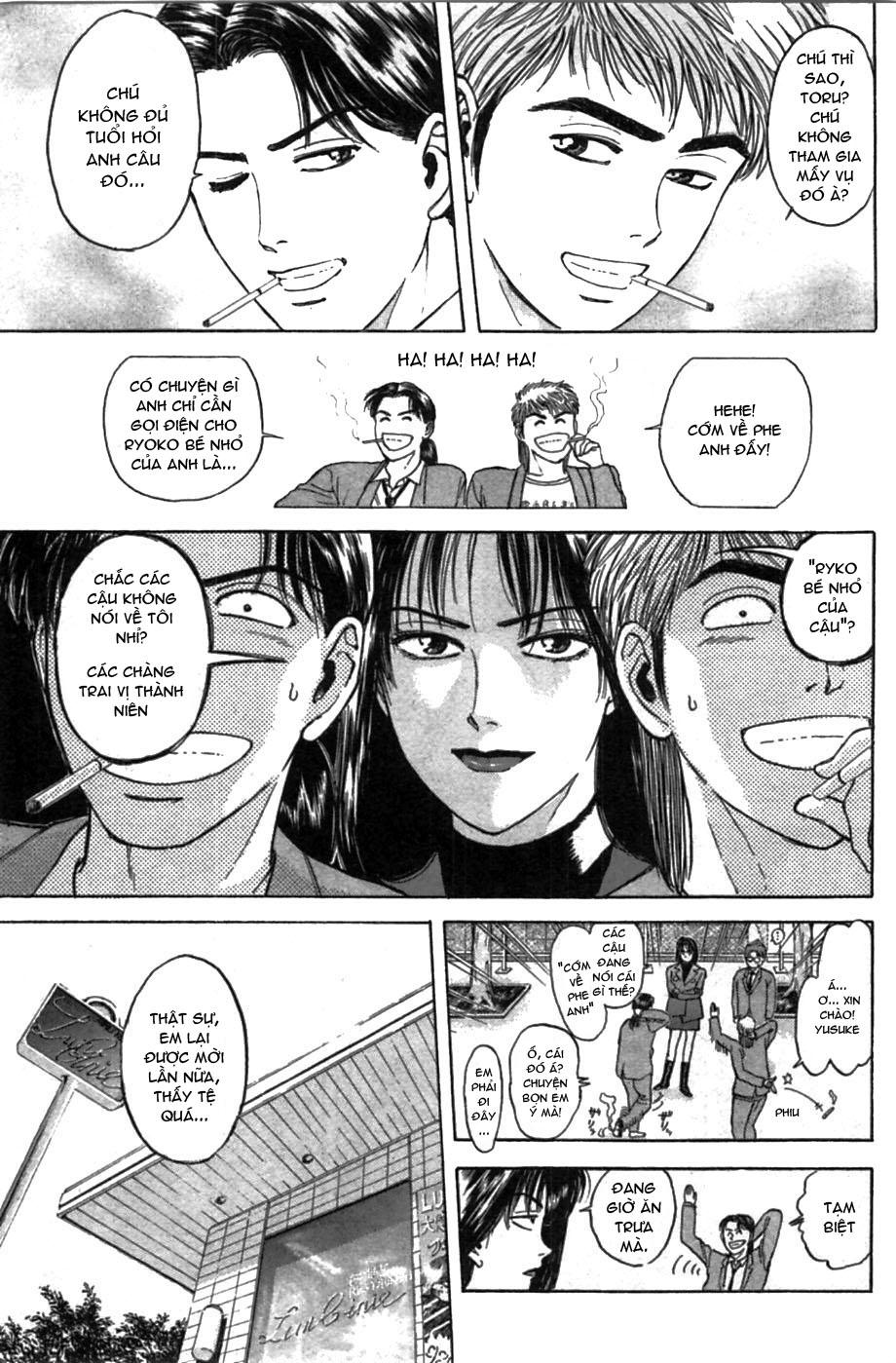 Psychometrer Eiji chapter 42 trang 10