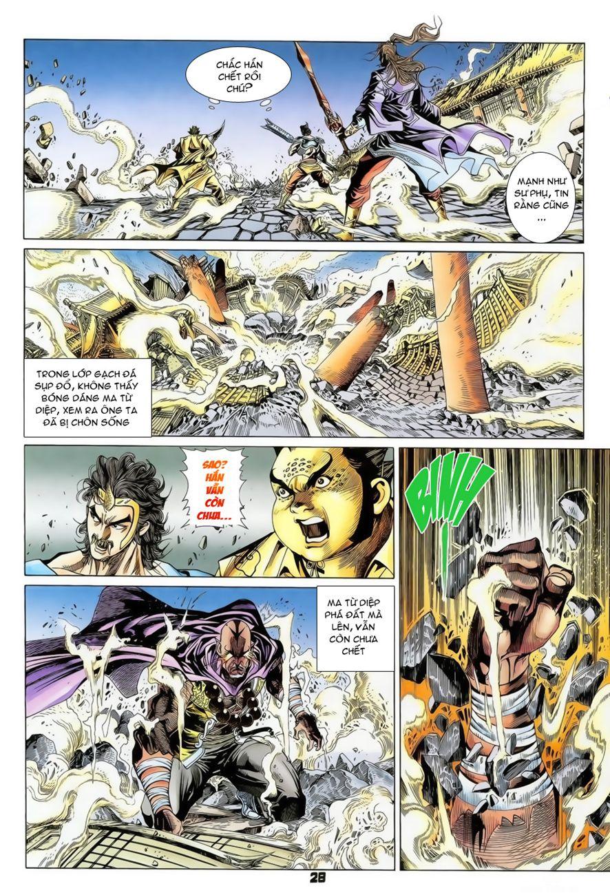 Đại Đường Uy Long chapter 77 trang 35
