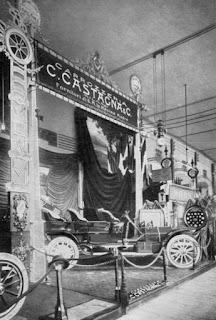 carrozzeria Castagna via Montevideo e via Valparaiso expo 1906