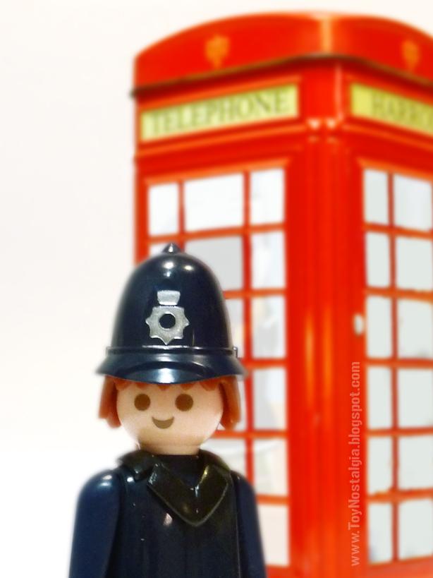 Playmobil Playpeople Bobby policeman
