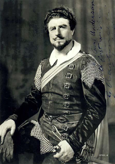 Historic opera trovatore with martinelli metropolitan for Mobili martinelli