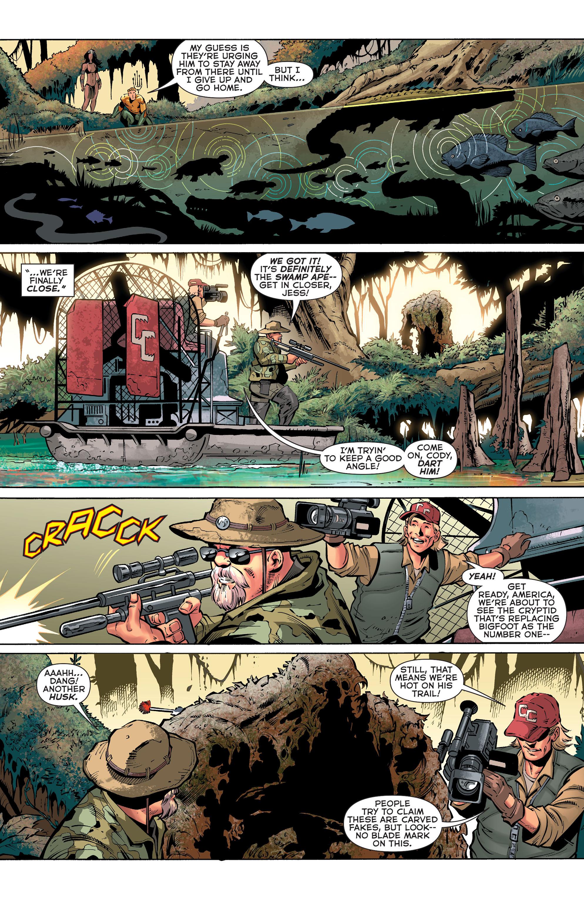 Read online Aquaman (2011) comic -  Issue #31 - 3