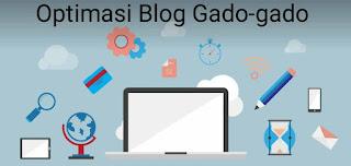 Cara Optimasi SEO Blog Niche Gado-gado Agar Dapat Traffict Banyak