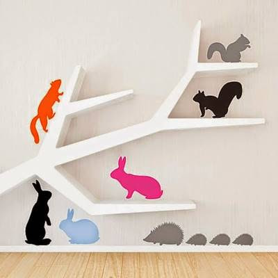 2017 How to make Wall Decoration of Creative and Original Children room