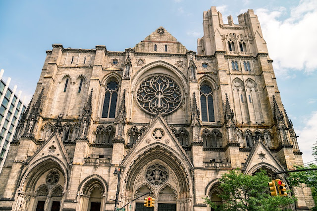 Catedral de St. John the Divine em Nova York