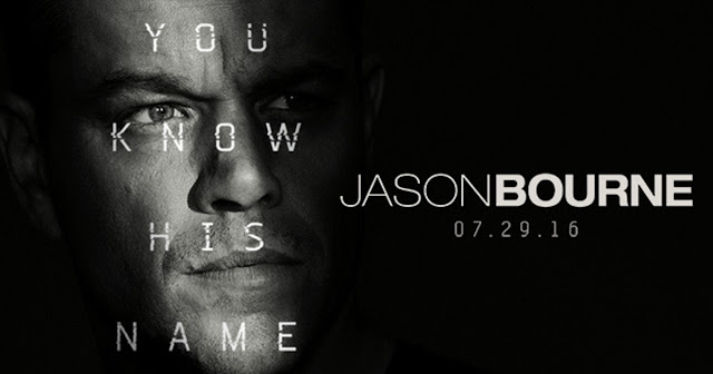 CINE ΣΕΡΡΕΣ, Jason Bourne (2016), Matt Damon, Tommy Lee Jones, Alicia Vikander,