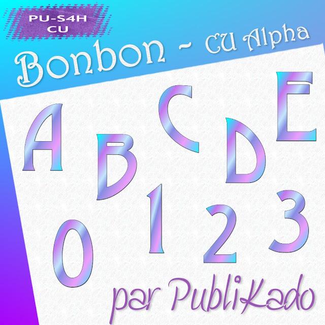 Bonbon - Alpha en CU