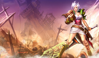 Classic Chinese Riven Skin