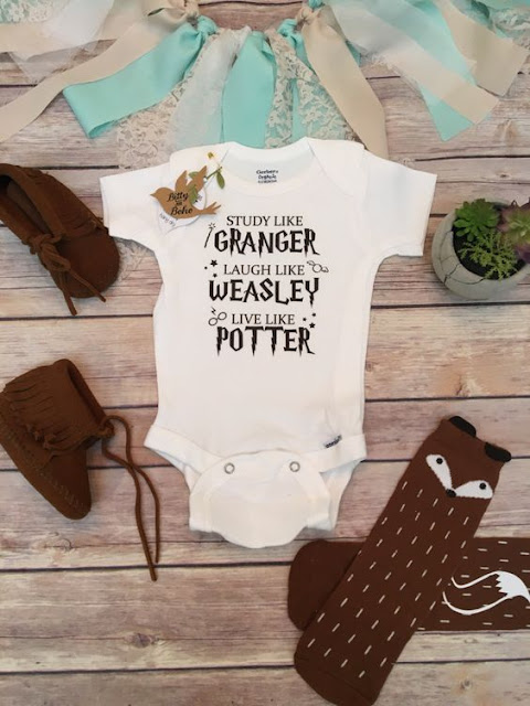 habits harry potter pour bébé