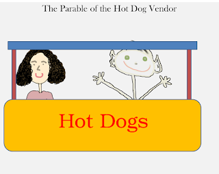 The Parable Of The Hot Dog Vendor