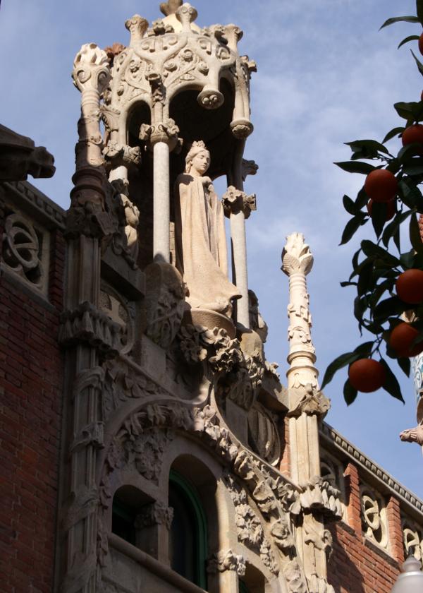 Pavelló de la Puríssima (Sant Pau Recinte Modernista) per Teresa Grau Ros