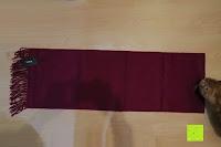 Erfahrungsbericht: Novawo® Luxus Kaschmir und Wolle Vermischung Schal Herren Damen (8 Farben)