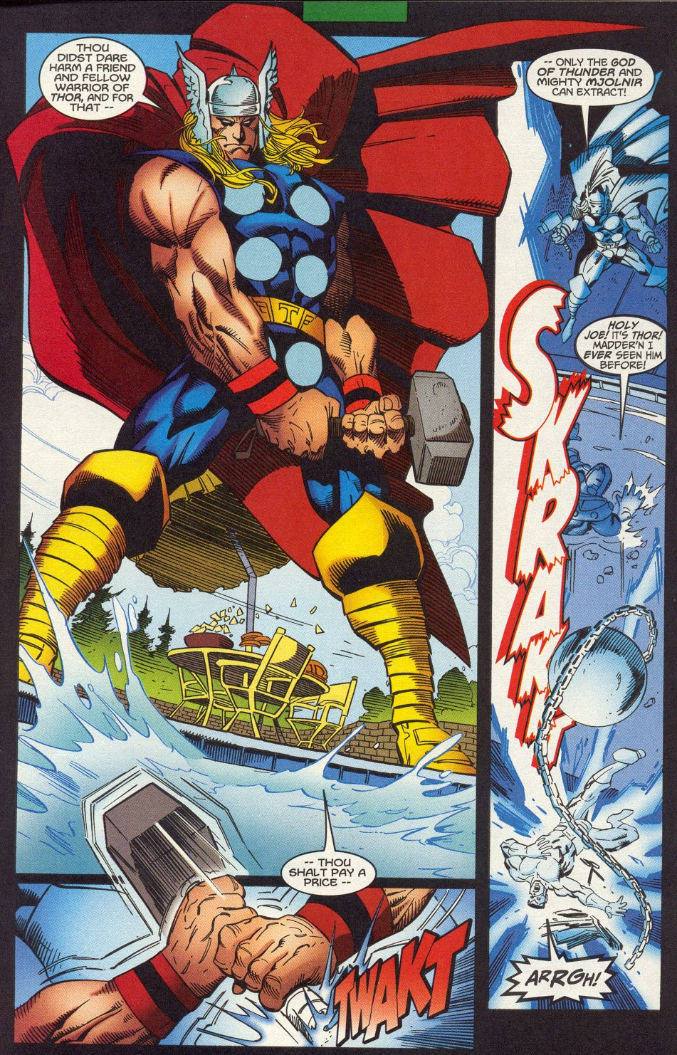 Thor (1998) Issue #29 #30 - English 18
