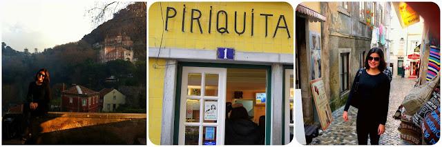Portugal / Sintra / Piriquita / Travesseiros