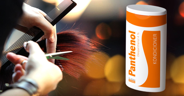 Panthenol for Hair Regrowth, Thickness and Strength