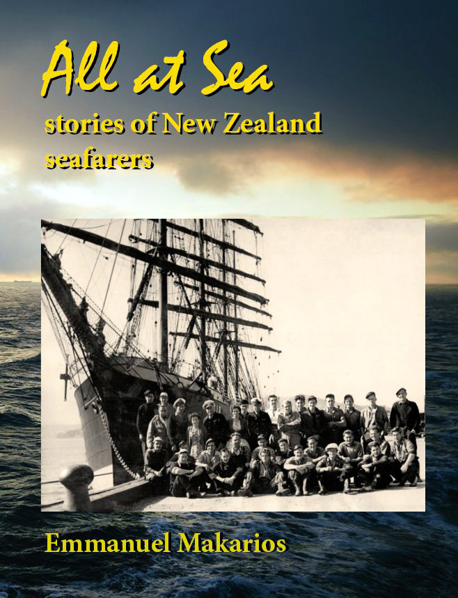 All at Sea: stories of New Zealand seafarers