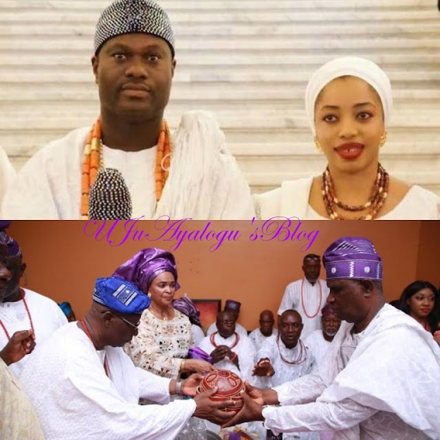 Wuraola Can Be With Any Man She Wants – Ooni Of Ife Says