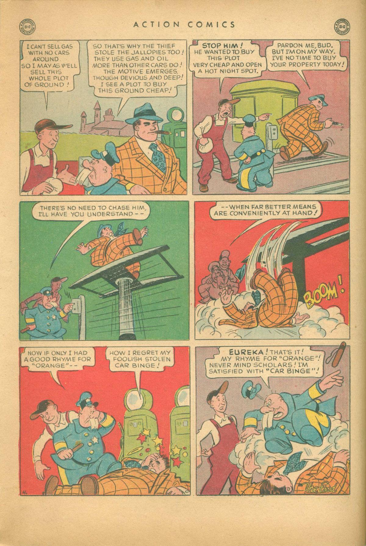 Action Comics (1938) 97 Page 20