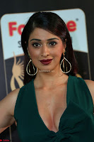 Laxmi Rai in a Deep neck Beautiful Green Gown Cute Actress Laxmi Rai ~  045.JPG