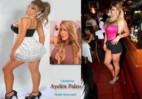 Ayelén Paleo Comienza un  Nuevo Amor