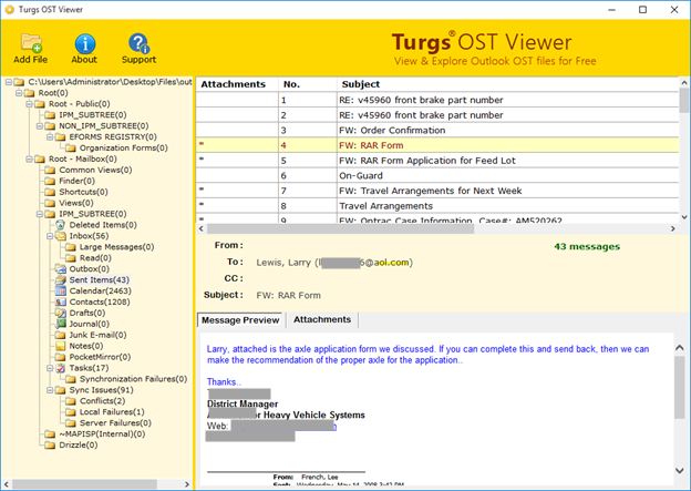 Turgs OST Viewer
