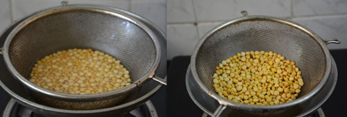 Chana Dal Namkeen-Haldiram Style