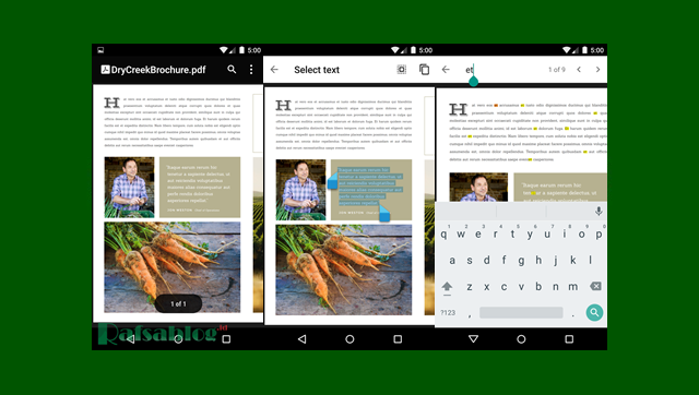 Google PDF Viewer, Aplikasi Pembaca File PDF Ringan di Android