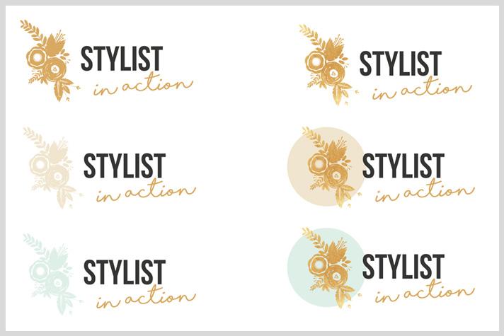Stylistinaction ahora es Stylist in Action y por eso hay logo nuevo