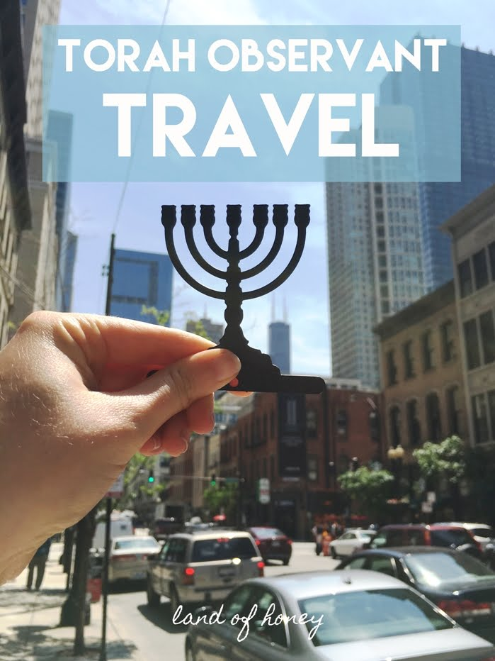 Torah Observant Travel