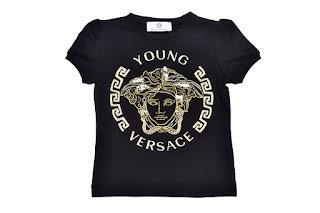 Les Petits brings Young Versace