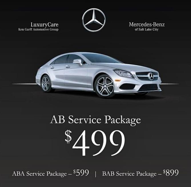 Mercedes-Benz Service Price