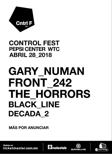 CONTROL FEST 2018