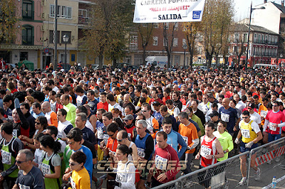 Carrera Popular de Aranjuez