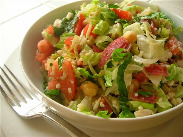 California Pizza Kitchen Chicken Chopped Salad Recipe