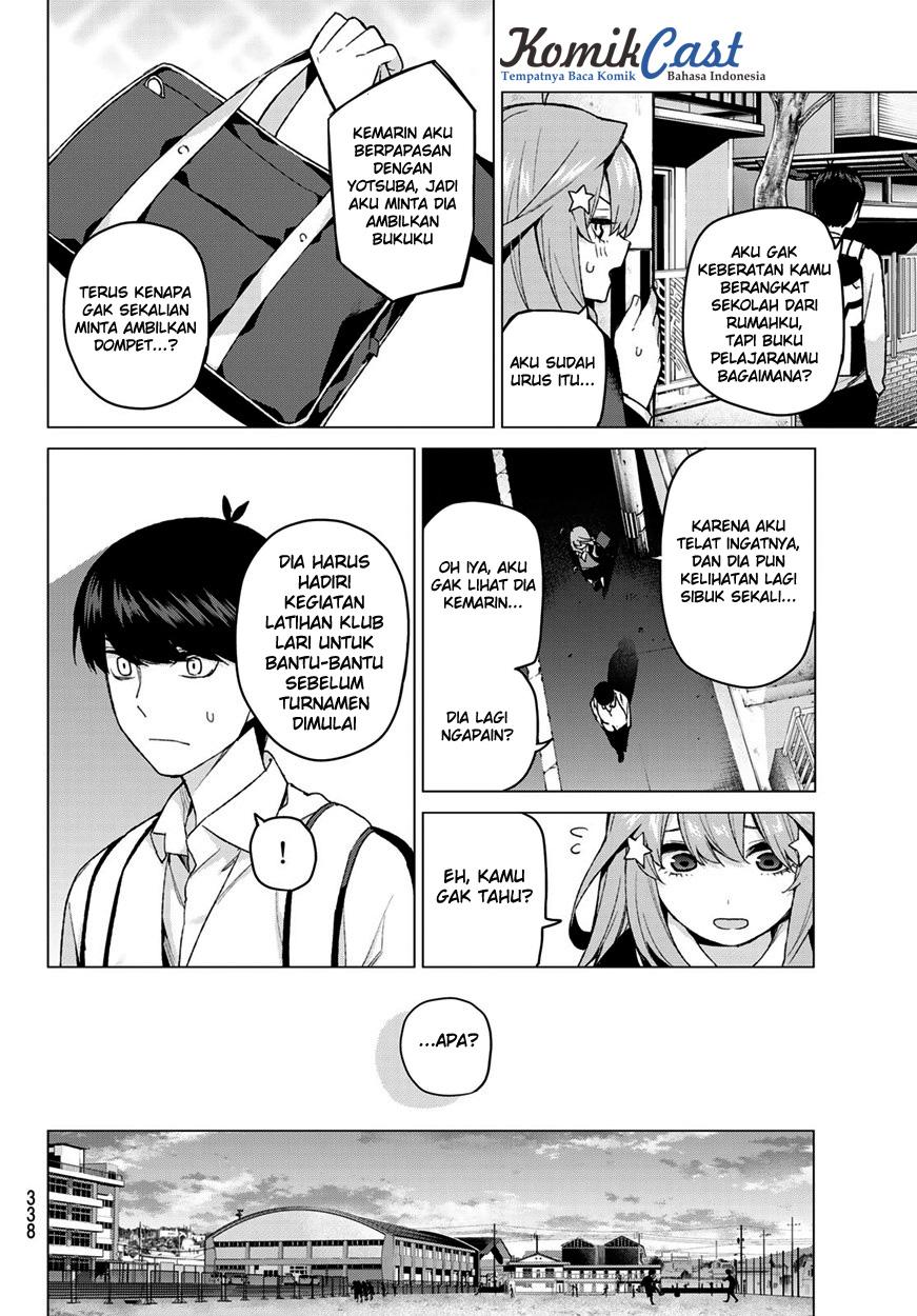 Komik go toubun no hanayome 041 - chapter 41 42 Indonesia go toubun no hanayome 041 - chapter 41 Terbaru 11|Baca Manga Komik Indonesia