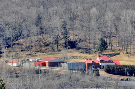 Gangsterism Out : Sherbrooke Lennoxville HA clubhouse