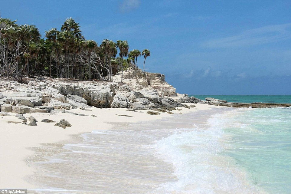 ee3af8b9387 This white-sand beach on the island of Providenciales, took the top spot in  TripAdvisor's Travellers' Choice Awards