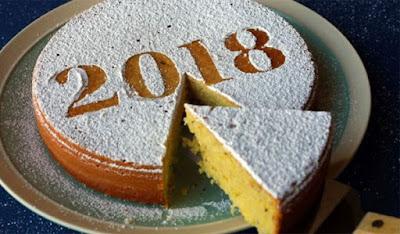 Πολιτιστικός Σύλλογος Γλυκής-Ποταμιάς: Κοπή της Πρωτοχρονιάτικης Βασιλόπιτας