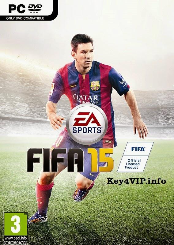 [PC Games] FIFA 15 Full,Games bóng đá đỉnh cao