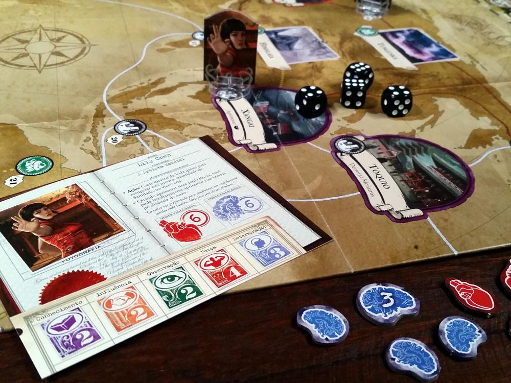 Benefícios jogos de tabuleiro