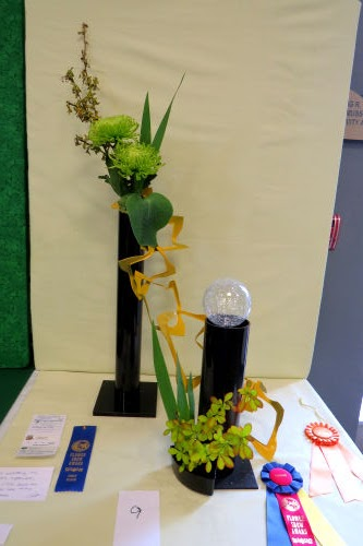 flower show entry based on the Wizard of Oz