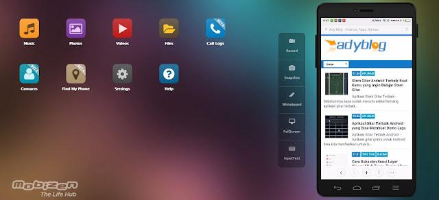 Cara Menggunakan Mobizen Aplikasi Perekam Layar Android