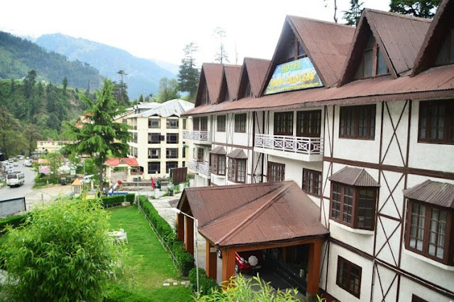 hotel snow princess manali best price